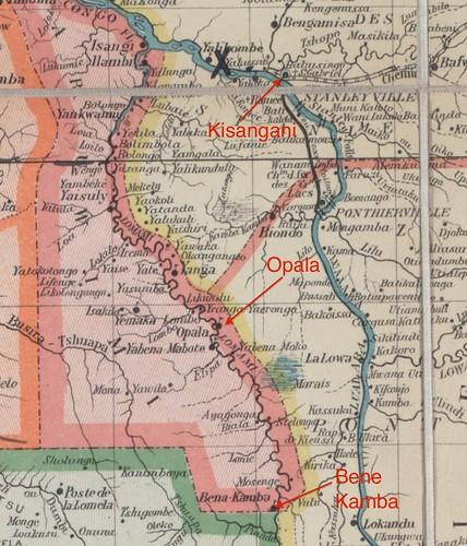 1910_Congo Belge lower Lomami