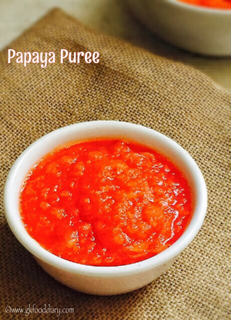 Papaya Puree -main 3