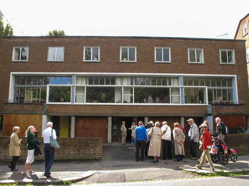 Erno Goldfinger House, Hampstead