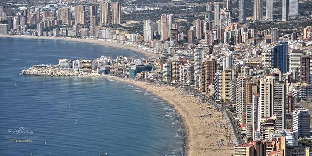 (005/16) Benidorm beachs
