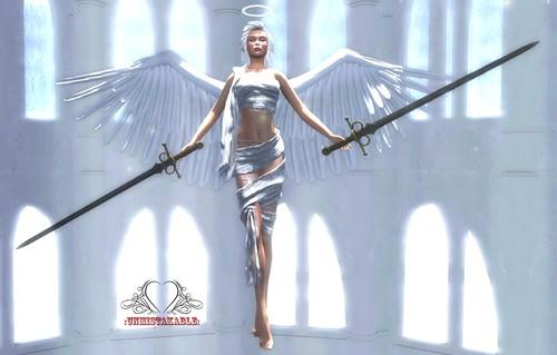 LOTD # 011 | Warrior Angel
