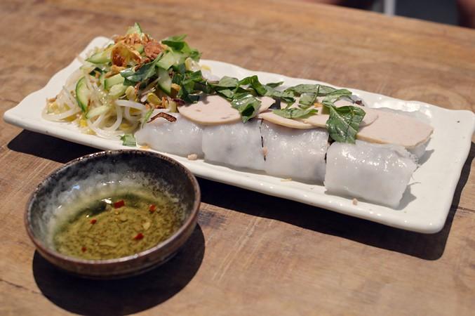 Rice roll