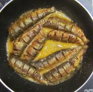 Mathi sardine fry - steps 4 frying