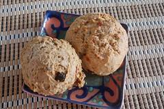 土, 2015-12-12 06:04 - Royals Coconut、Muffins