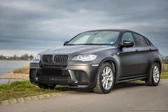 Carwrap BMW X6