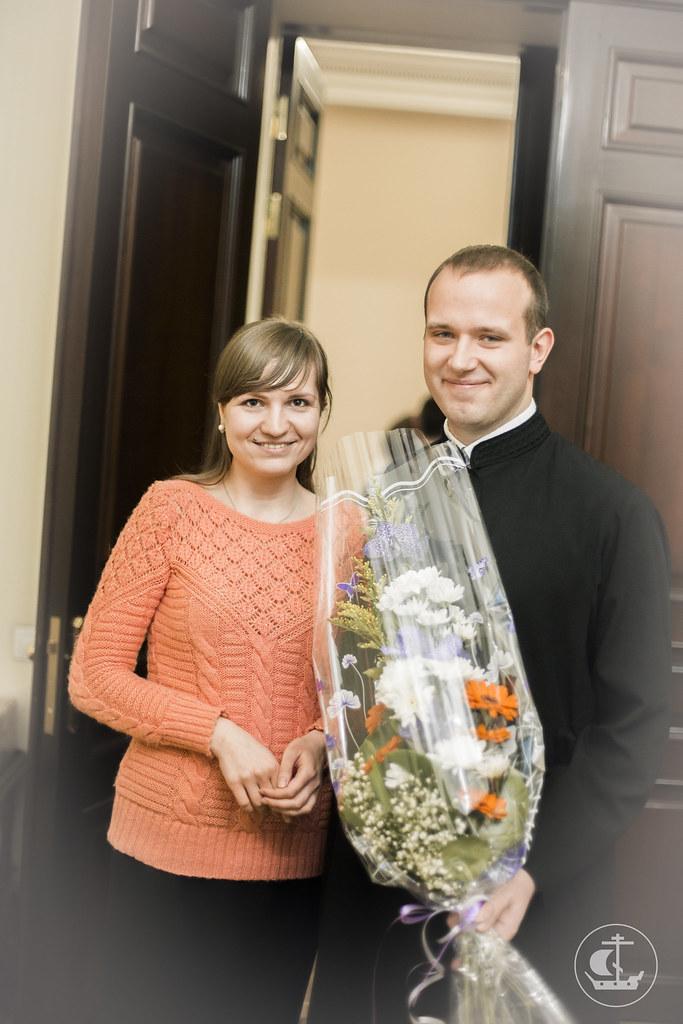 12 февраля 2016, Благословение на брак / 12 February 2016, A blessing on the marriage