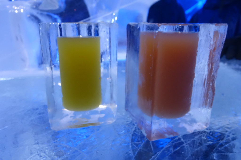 Ice Bar Cocktails, London, #TravelexTourist