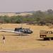Beech 18 and Huey safari