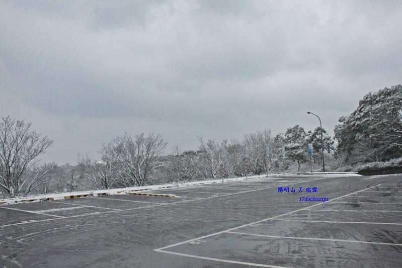 2016-台北陽明山-瑞雪-難得一見的雪白山景-17度C隨拍 (39)
