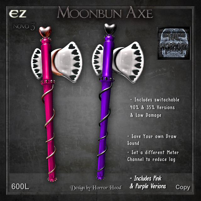 EZ Moonbun Axe