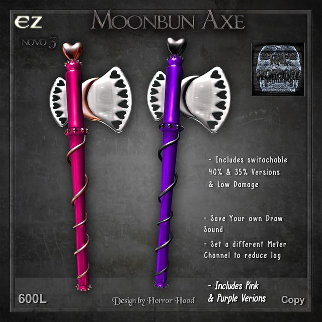 EZ Moonbun Axe