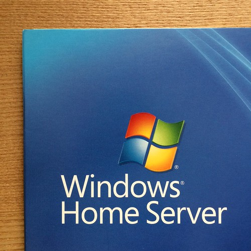 Windows Home Server package