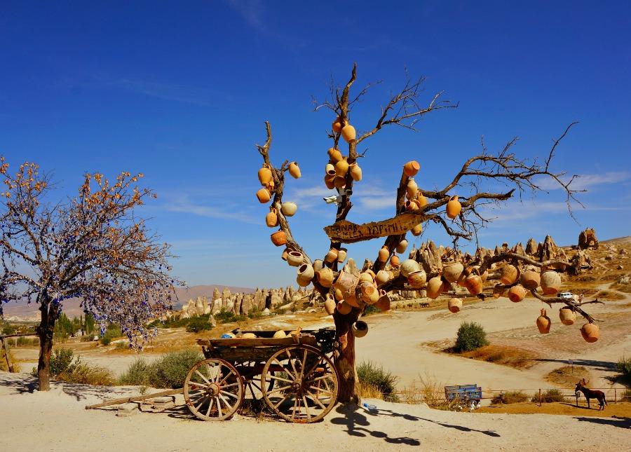 Goreme Pottery Tree