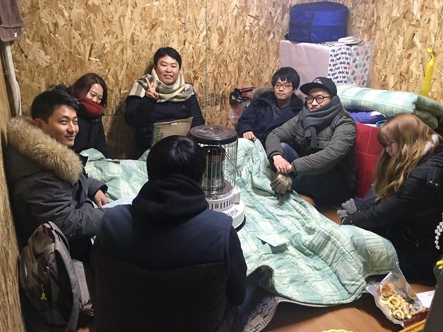 20160125_평화분과_세월호농성장당직 (1)