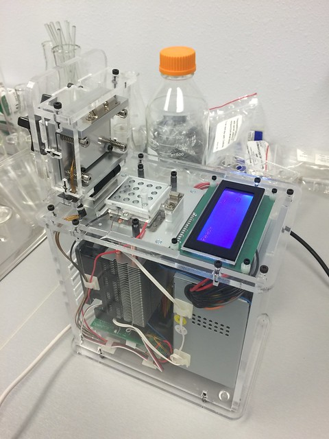 Firing up the OpenPCR