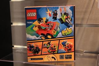 LEGO Mighty Micros 76062 Robin vs. Bane 2