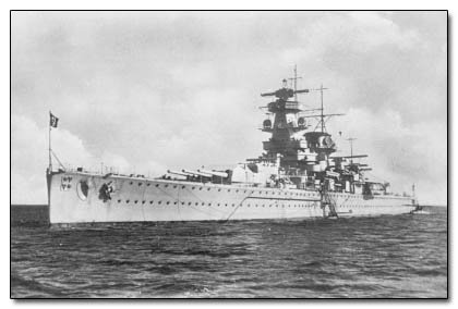адмирал граф шпее