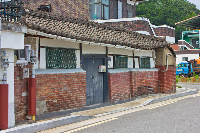 Early modern building, Jeonju, South Korea