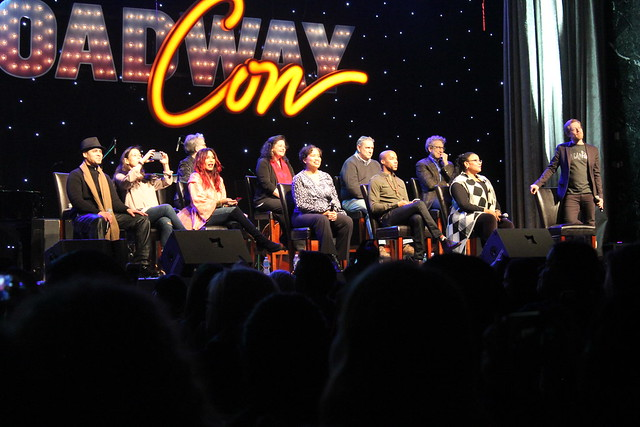Rent Panel at BroadwayCon