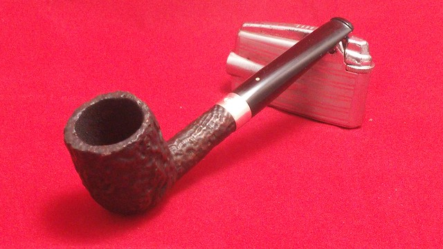 Restoring an early Dunhill Shell 24997242842_a9834ce8b0_z