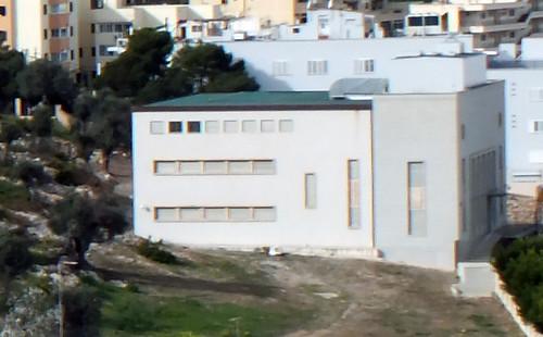 01El museo visto desde Dalt Vila
