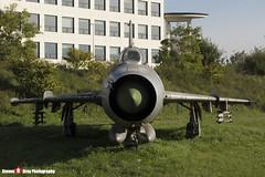 807 - 7807 - Polish Air Force - Sukhoi SU-7 BKL - Polish Aviation Musuem - Krakow, Poland - 151010 - Steven Gray - IMG_0418