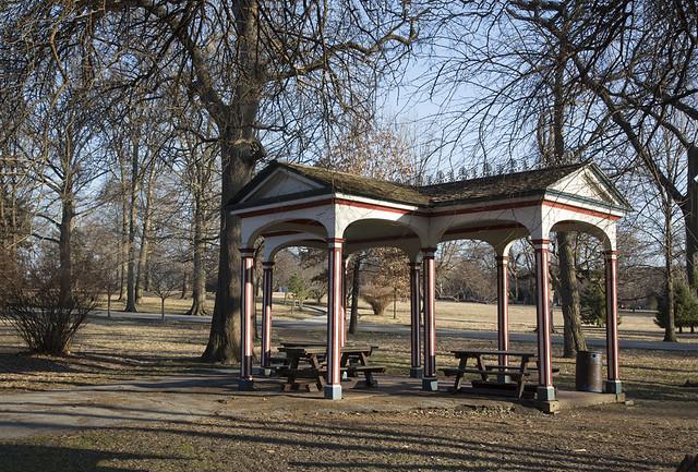 Tower Grove Park Pavilions 4