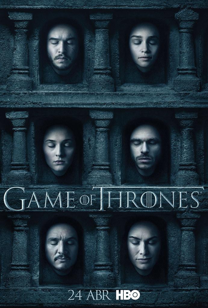Game of Thrones 1ª á 6ª Temporada Torrent HDTV - 1080p - 720p Dublado Legendado (2016)