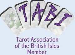 Tabi Logo text blue