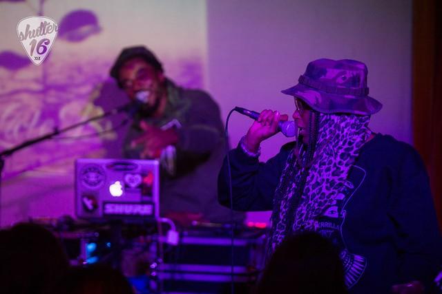 Boog Brown & Yamin Semali BYOB Tour