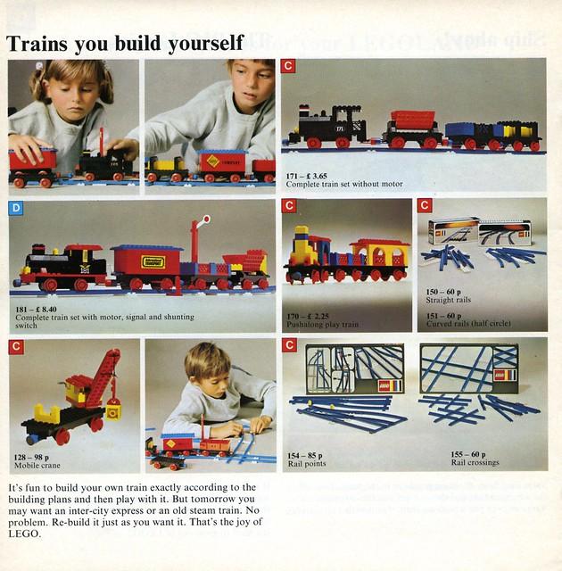 ThrowbackThursday: 1974   Brickset: LEGO set guide and database