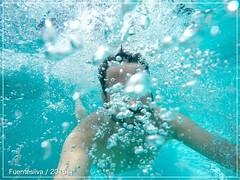 Selfie en el agua
