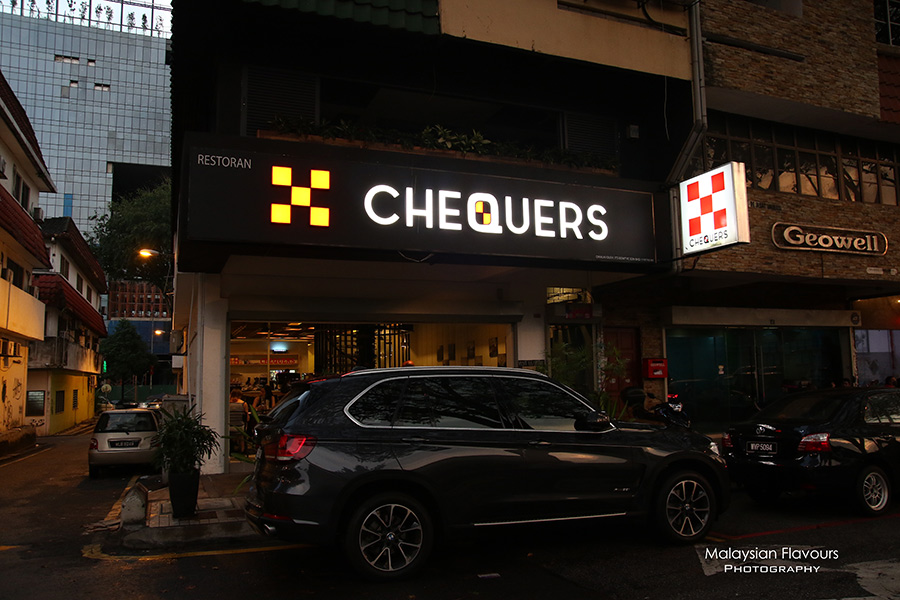 Chequers Cafe TTDI KL