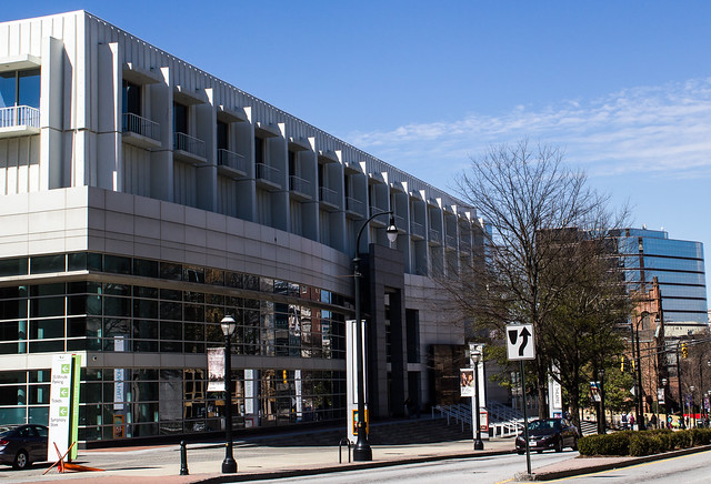 High Museum of Art Complex