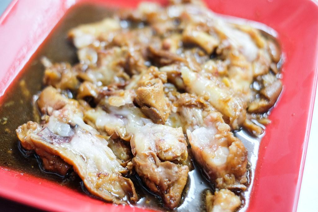 Pig Trotter Dish at SabX2 Wanton Noodles