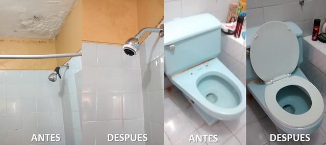 Mejorando mi baño 2016