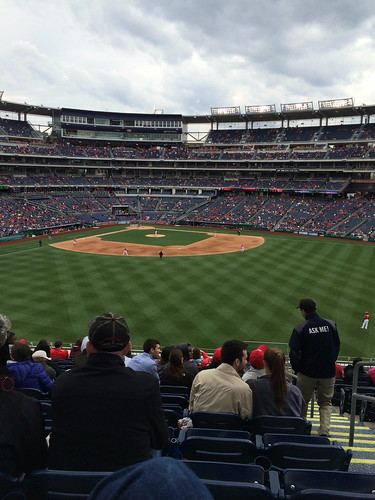 Nats Park Beer Search