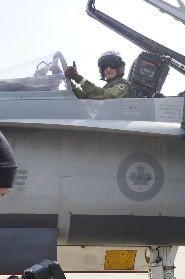 Aspect de la exercițiul bilateral româno-canadian se află în plină desfășurare la Baza militară de la Mihail Kogălnicean (8)