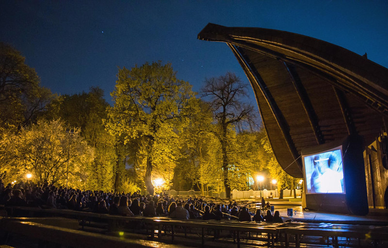 Kyiv International Short Film Festival nigts screenings