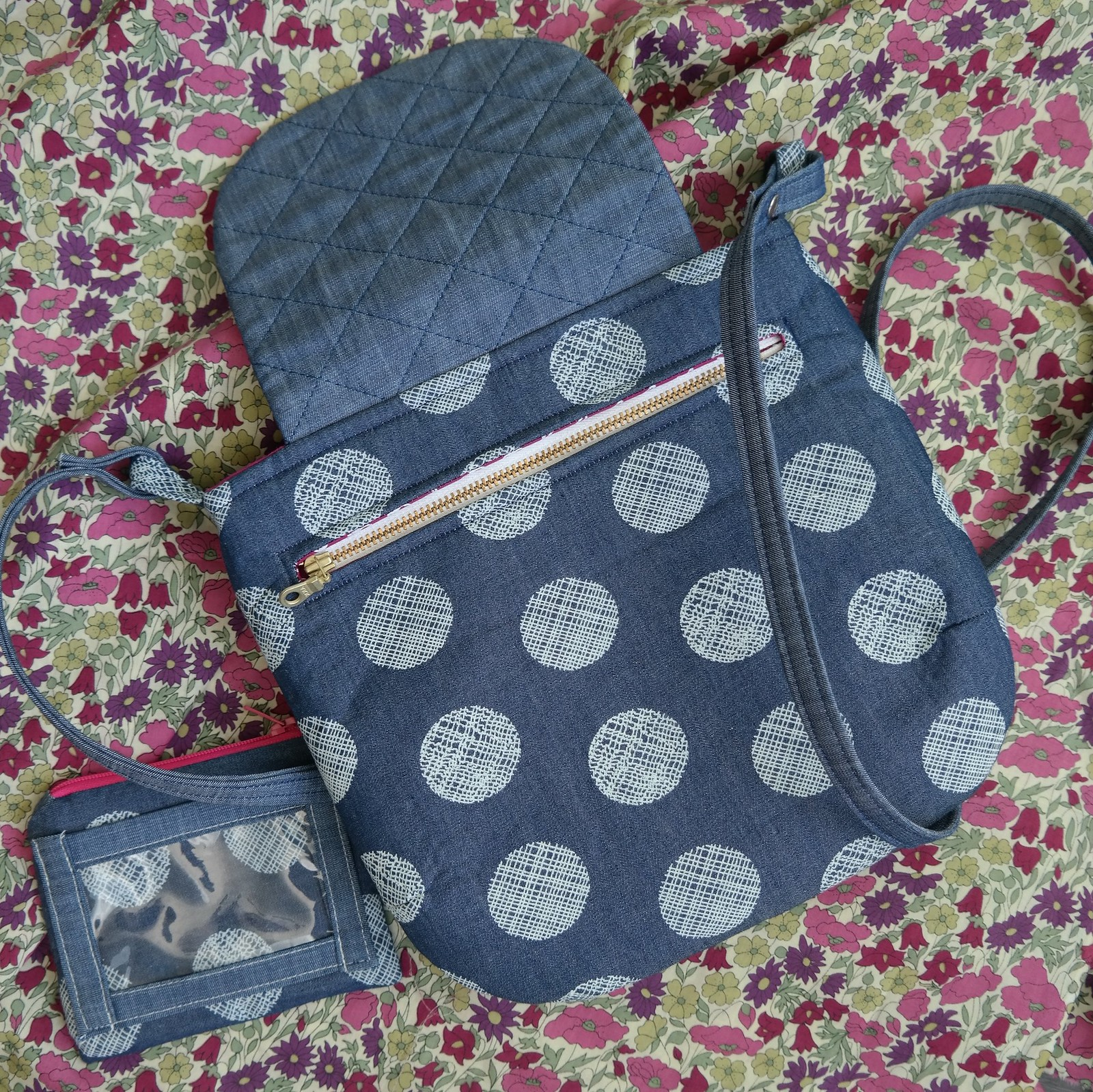 Gatherer's Crossbody Bag