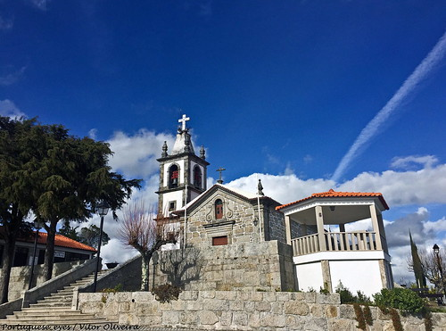 Santuário de Nossa Senhora do Viso - Carvalhal Redondo - Portugal