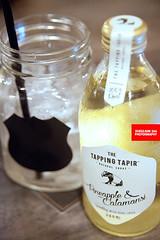 The Tapping Tapir Pineapple & Calamansi