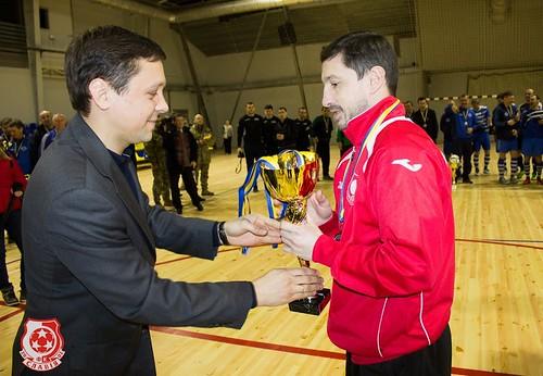 Рівненські футзалісти— віце-чемпіони України