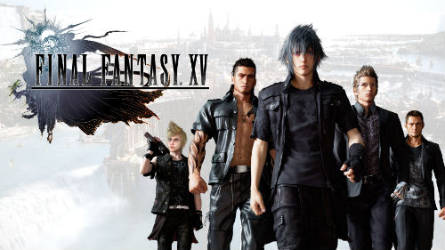 Final Fantasy XV out in September