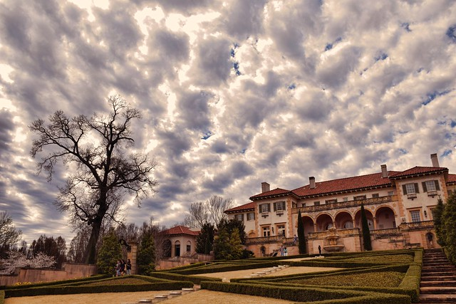 Philbrook Sky - Topaz Adjust - Autumn
