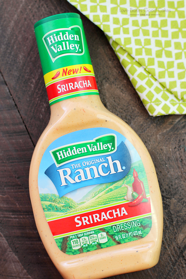 You can now enjoy the great taste of Hidden Valley Original Ranch blended with exciting flavors like Honey BBQ, Buffalo, Cilantro Lime and sriracha to help transform any meal! AD