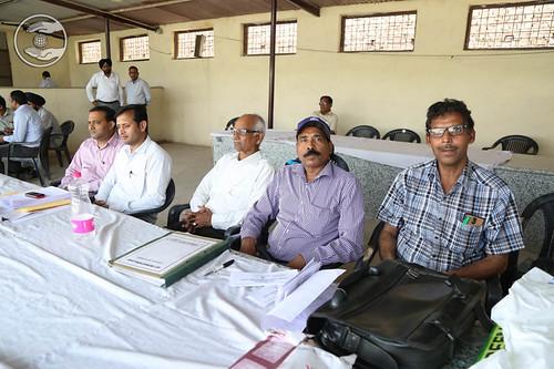 Pavilion of Sewa Dal Office