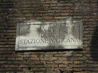 Um den Vatikan herum - 21