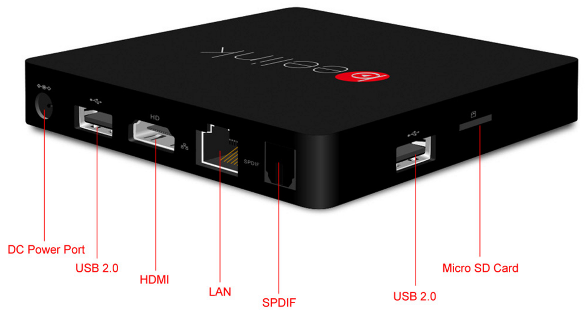 machine tv box