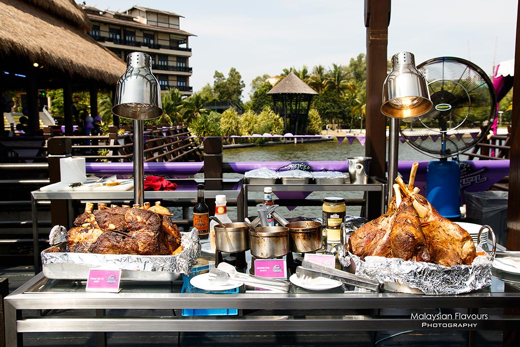 Pullman Putrajaya Lakeside Epic Brunch Buffet